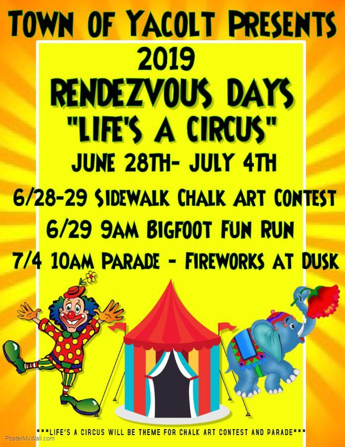 4th of July Rendezvous Days and Parade Entry | Town of